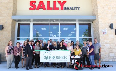 Sally Beauty Supply Grand Opening
