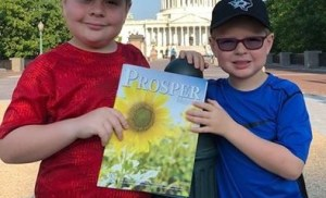 Prosper Pride at The U.S. Capitol