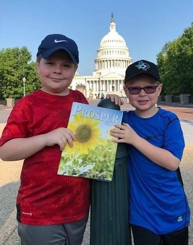Prosper Pride at The U.S. Capitol