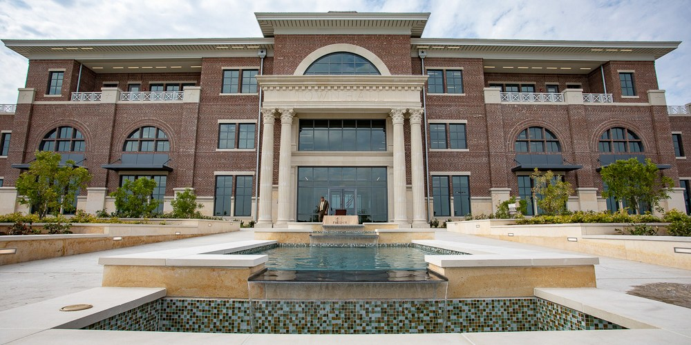 Ribbon Cutting Celebration for Prosper's New Town Hall