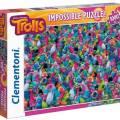 Concours Puzzle 2017 - Durbuy Barvaux - Clementoni -6-1000 pièces – Impossible puzzle - Trolls