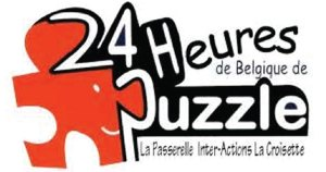 Concours puzzle 24 heures Hannut 2019 (Be)