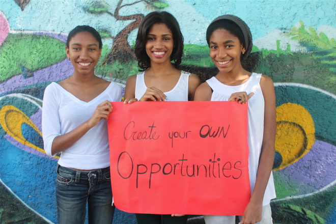'Youth voices', Dominican Republic