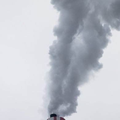 industries producing greenhouse gases harmful to the environment