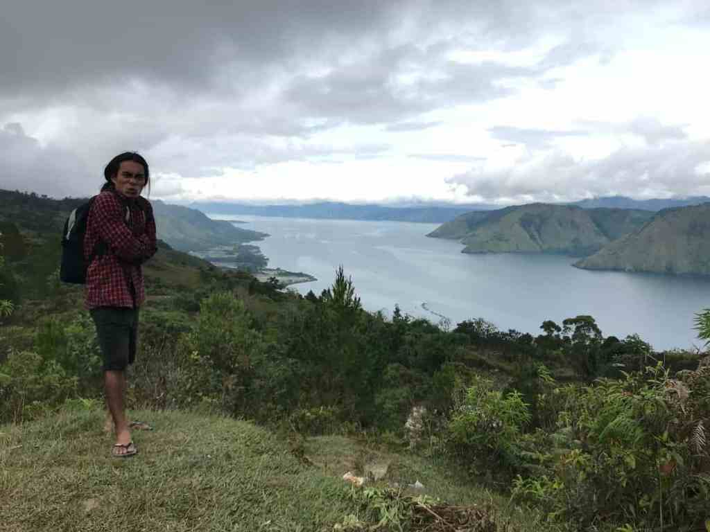 Weather in Lake Toba