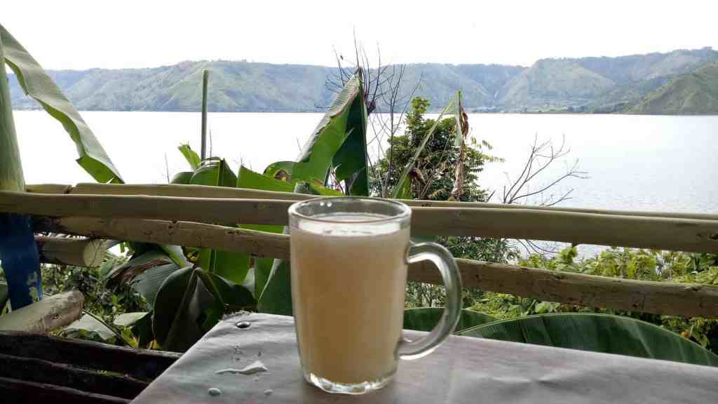 Tuak at Lake Toba
