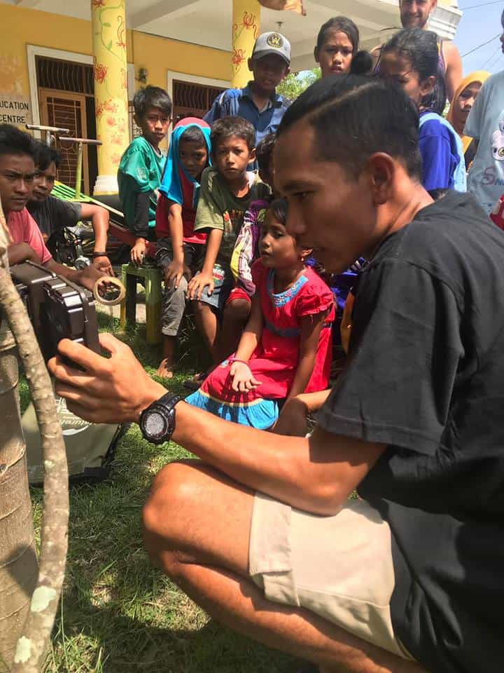 Education in Batu Katak