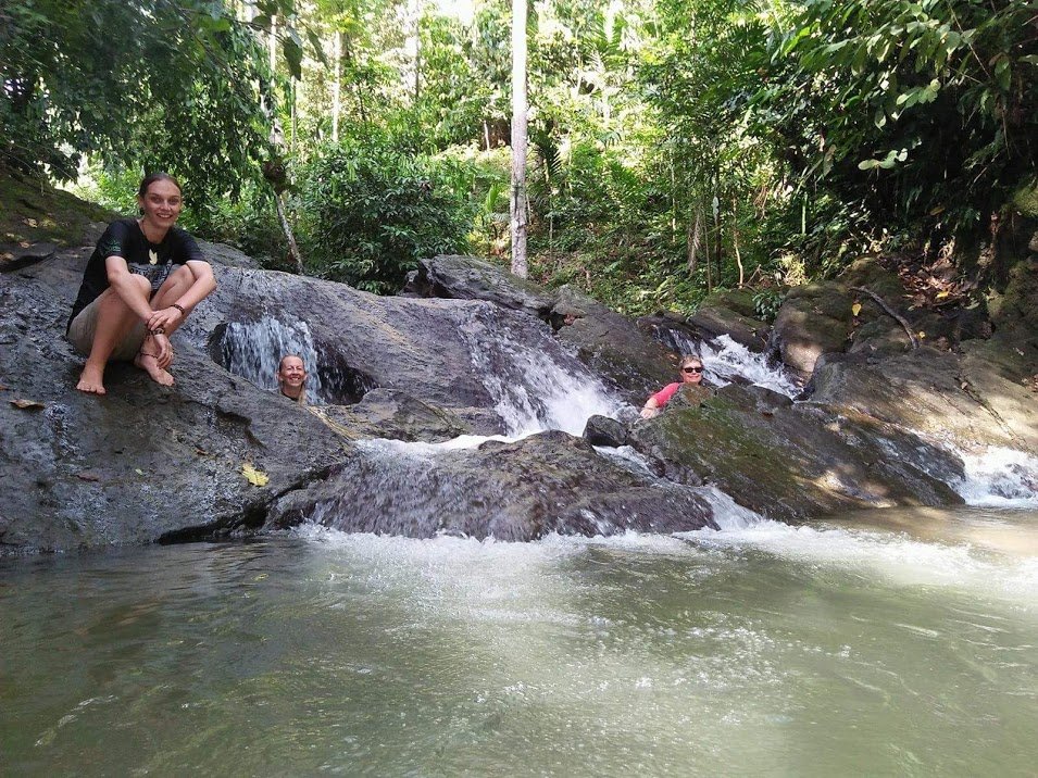 Waterfall Batu Katak