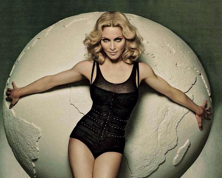 brand definition, Madonna
