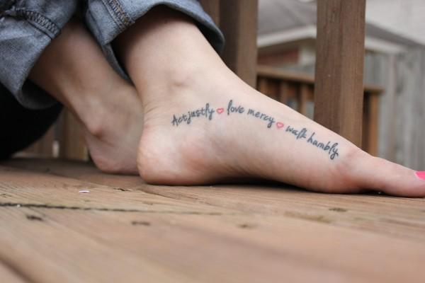 Let S Talk About My Tattoo Kristen Welch