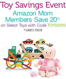 WFMW: Amazon Mom