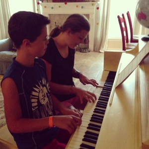 WFWM: A Different Kind of Piano Lesson