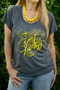 The T-Shirt to Prove It {Giveaway}
