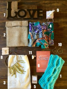 These Are a Few Of My Favorite Things {Giveaway}