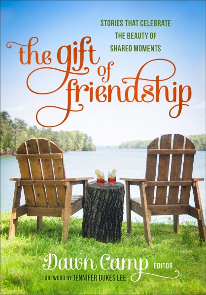 Gift of Friendship_cover_Dawn Camp