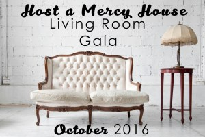 Deeper {An Invitation to Bring Mercy House Founders To Your Living Room}