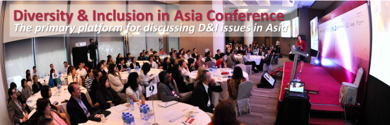 Diversity & Inclusion in Asia Conference