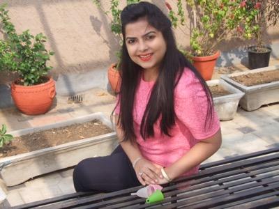 Priyanka N Jain Feature