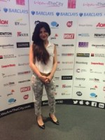 Vinita Ramtri at the Rising Star Shortlist Event