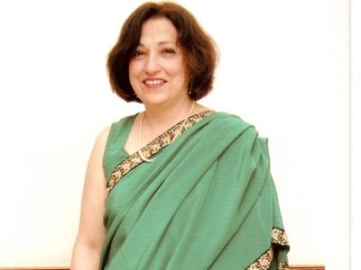 Inspirational Woman- Dr.Shernaz Cama | Director, UNESCO Parzor & Associate Professor, Lady Shri Ram College, Delhi University