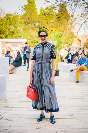 Nina Mahmood Fashion Designer