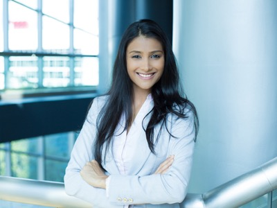 indian female business leader