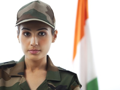 indian woman in combat roles featured