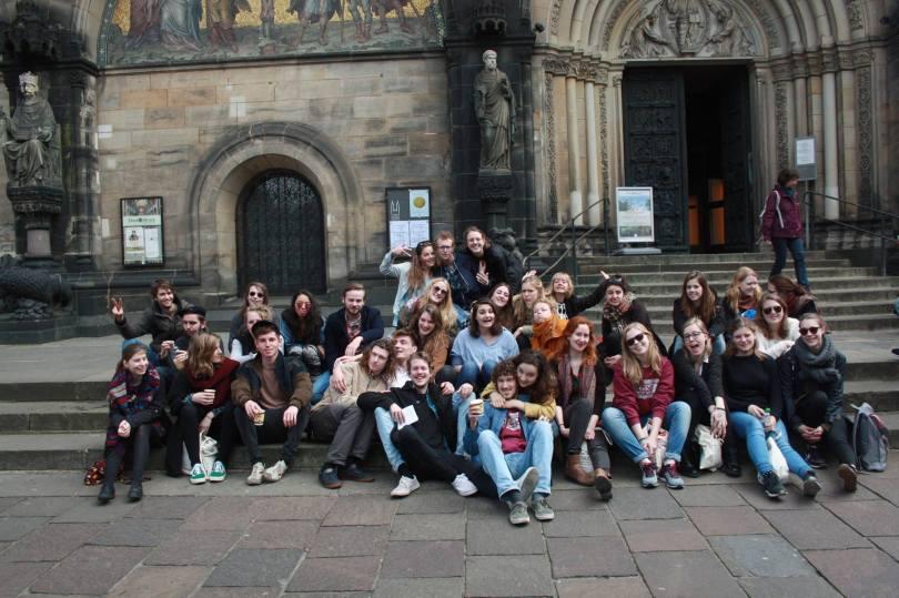 Kwakiutl liftersgroep Bremen