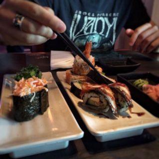 Sushi eten in Maastricht