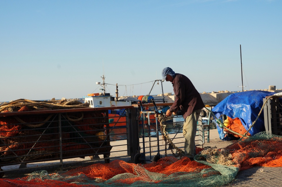 Tel Aviv Old Yaffo Port