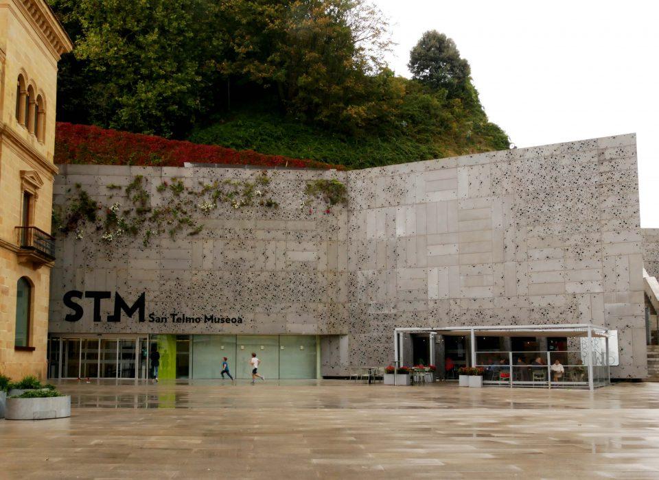Het San Telmo Museoa San Sebastian ervaring 2