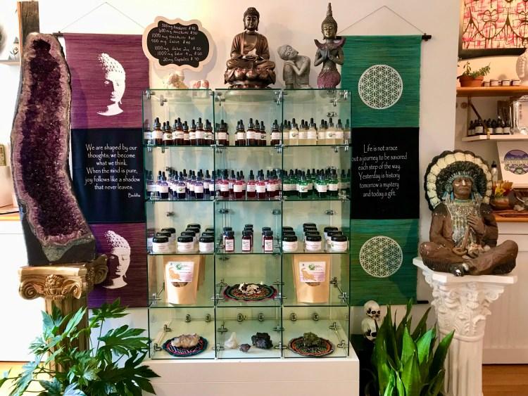Meditative Medicinals