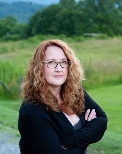 Author Leah Hampton. Photo Credit: Carrie Hachadurian.