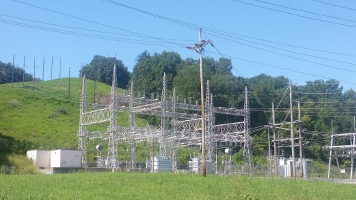 Millville transmission substation