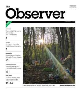 September 2020 Observer Issue Cover