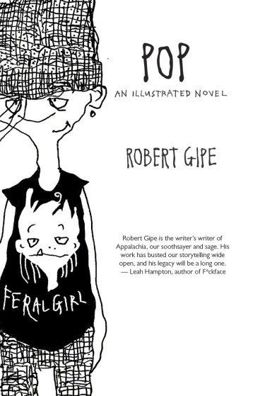 """Cover image of the book """"Pop"""" by Robert Gipe."""