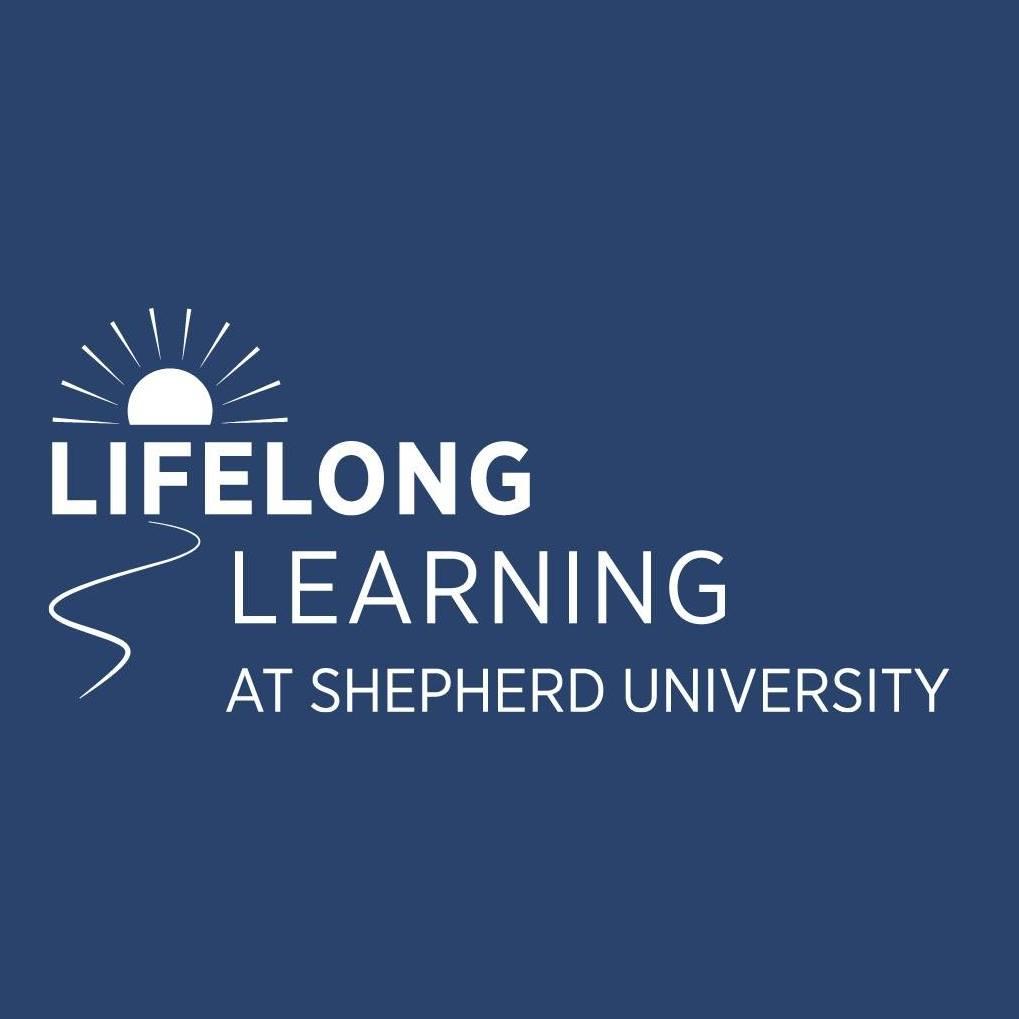 Lifelong Learning logo- Shepherd Univereity (1)