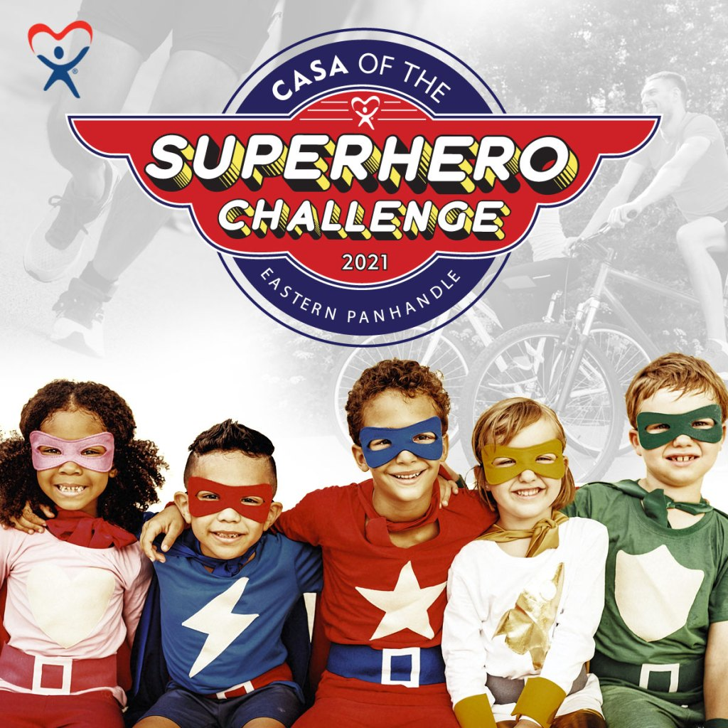 Participate in the CASA Virtual Fundraising Challenge this October.