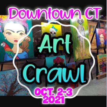 2021 Charles Town Art Crawl.