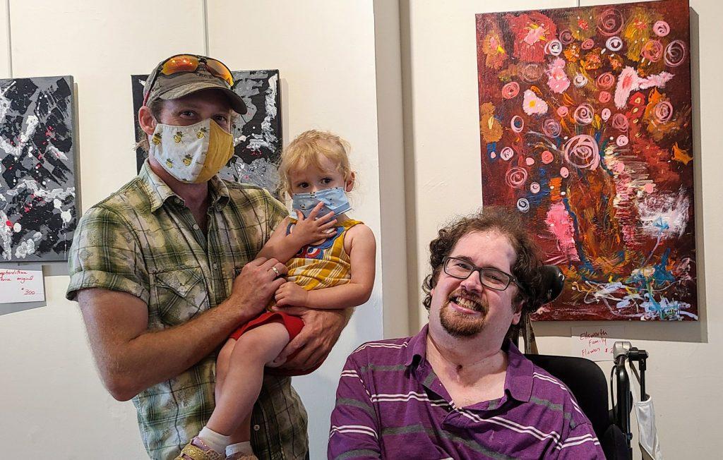 Mason Ellsworth - local artist