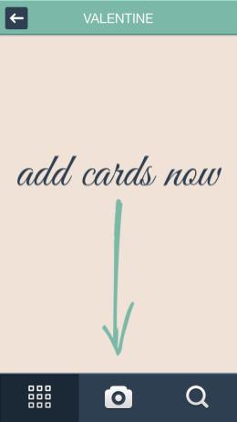 Add cards