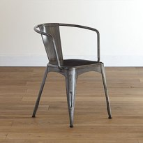 Metal Tub Chair