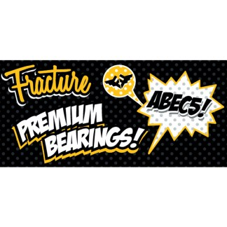 fracture bearings abec 5