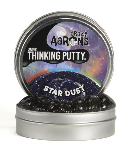 Crazy Aaron Thinking Putty Cosmics Star Dust
