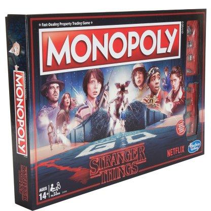 Stranger Things Monopoly