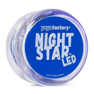 night star LED Yo-Yo