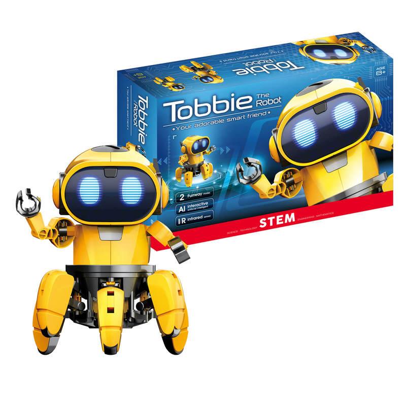 Tobbe the Robot