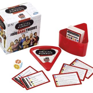 Big Bang Theory Trivial Pursuit