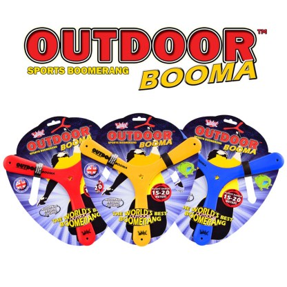 Outdoor Booma