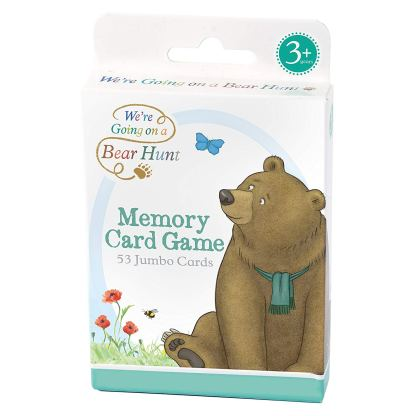 We're Going On A Bear Hunt Memory Game